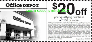 free Home Depot coupons march 2017