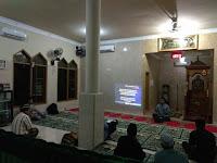 Pengurus dan Jamaah Masjid Darussalam BTN Griya Maros Indah Tolak Perppu Ormas