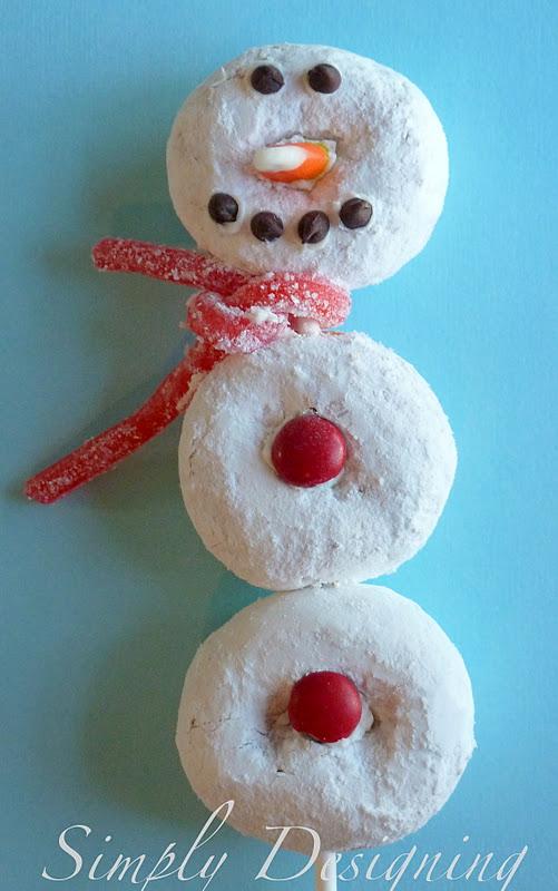Snowman Cheese Cucumber Tomato Sandwich Idea Via Creative Food Blogspot In