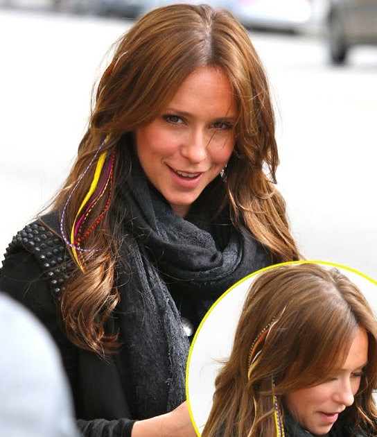 love hewitt hair Jennifer