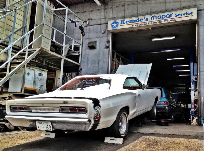 Just A Car Guy: a '69 Super Bee in Japan, and news of a