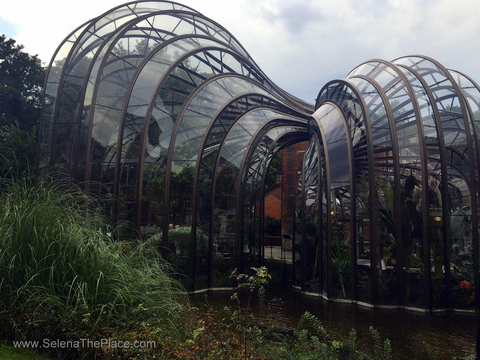 Bombay Sapphire Gin Distillery Tour