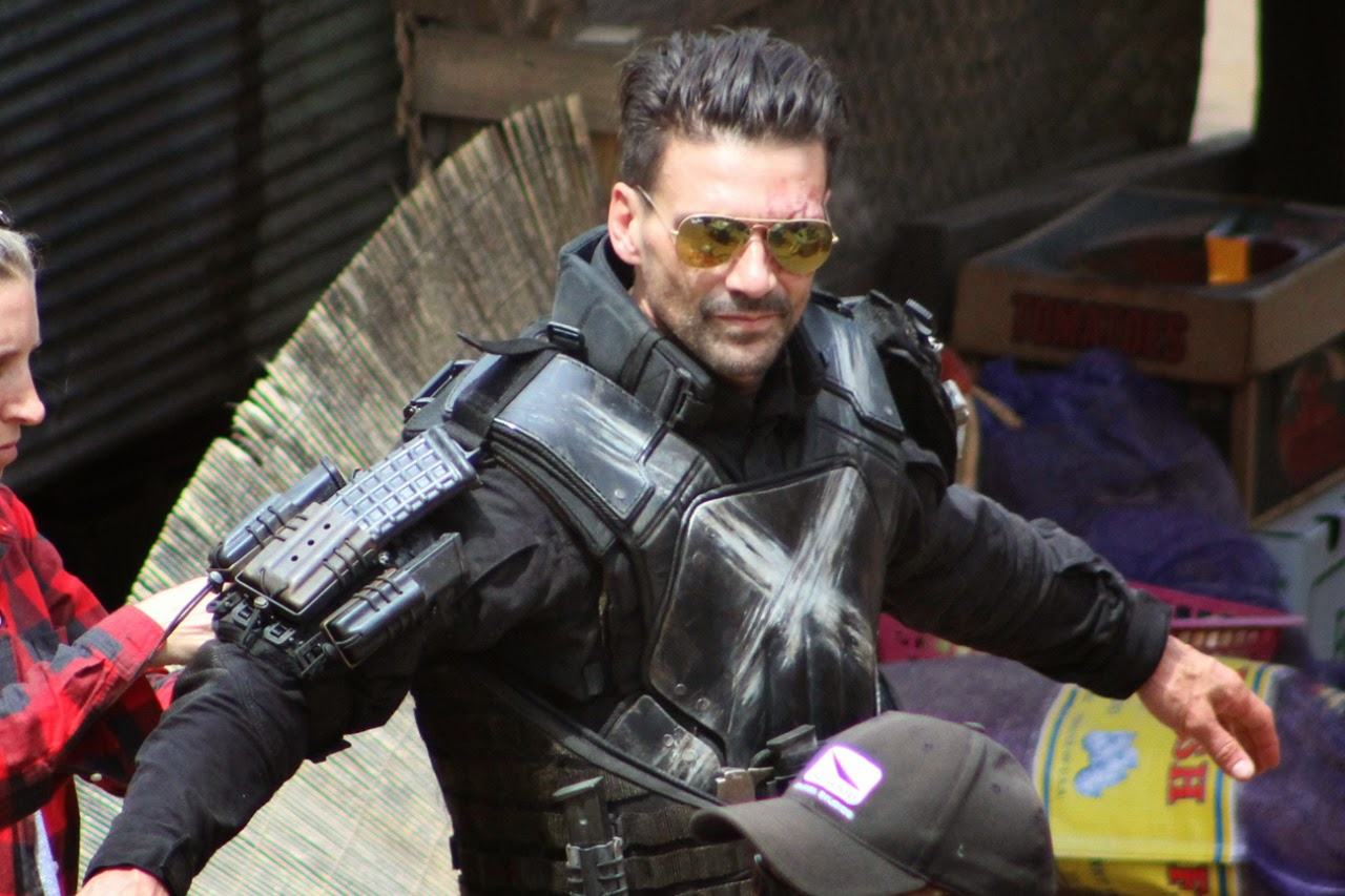 Captain America: Civil War Set Photos & Videos 54