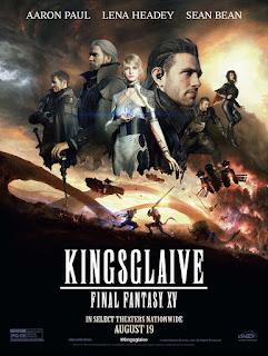 Kingsglaive: Final Fantasy XV ไฟนอล แฟนตาซี 15: สงครามแห่งราชันย์