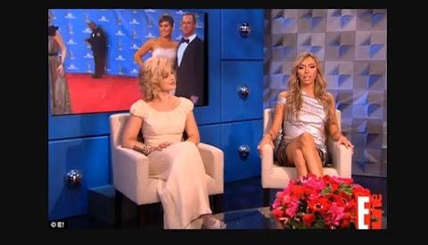 Kelly Osbourne Sufre Derrame en Show