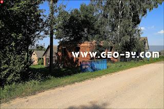 Руины XIX-XX вв. Предположительно бывшее ''Народное училище''