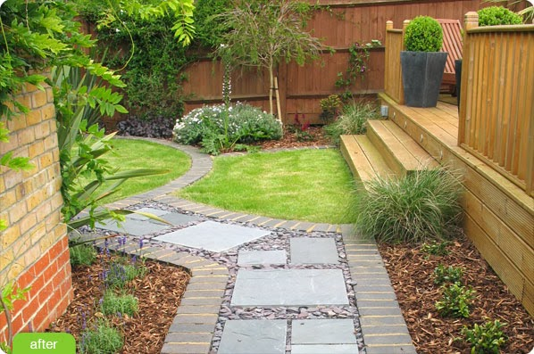 8 Ideias para Decoração de Pequenos Jardins