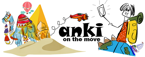 Anki On The Move