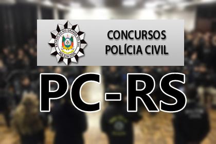 Apostila Concurso PC RS para o cargo de Delegado de Polícia