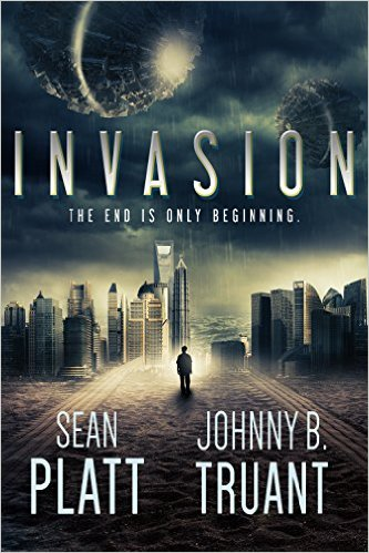 Free eBook: Invasion (Alien Invasion Book 1)