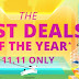 Are you Ready For 11/11 Global Sales Festival For Lot of Massive Discounts