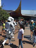 Stormtroopers Disney Parks