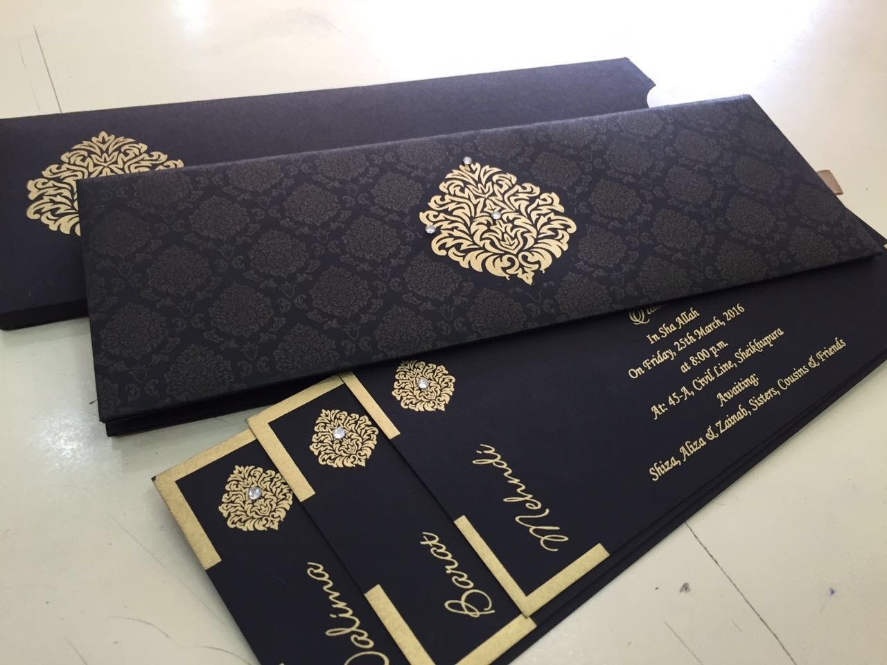 075 1 - Pakistani Wedding Invitations