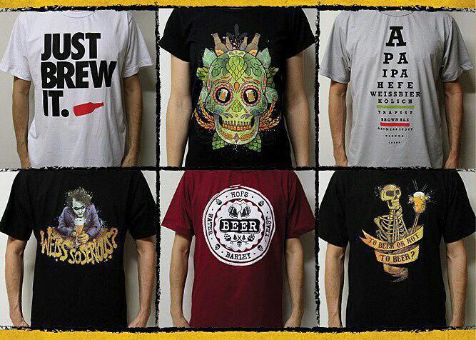 66b4d69e3904f It Beer: Loja de camisetas cervejeiras no Beer Weekend de Passo Fundo (RS)