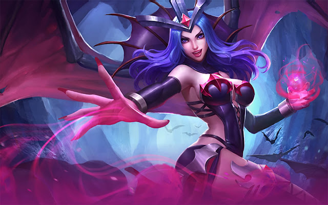 gambar mobile legends alice
