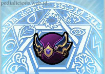 LostSaga Rare Gear Arcanist Circlet