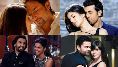 Bollywood Hottest Couples