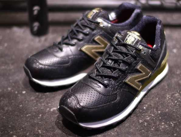 """uk availability 6cee9 2235c Wake'N'Lace: New Balance 574 """"Year of the Dragon Pack"""""""