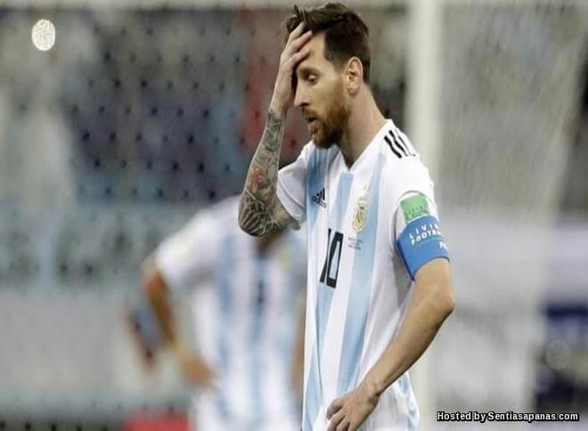 Video Gol Croatia Aibkan Argentina 3-0 Di Piala Dunia FIFA 2018