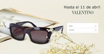Gafas de sol Valentino para hombre y mujer