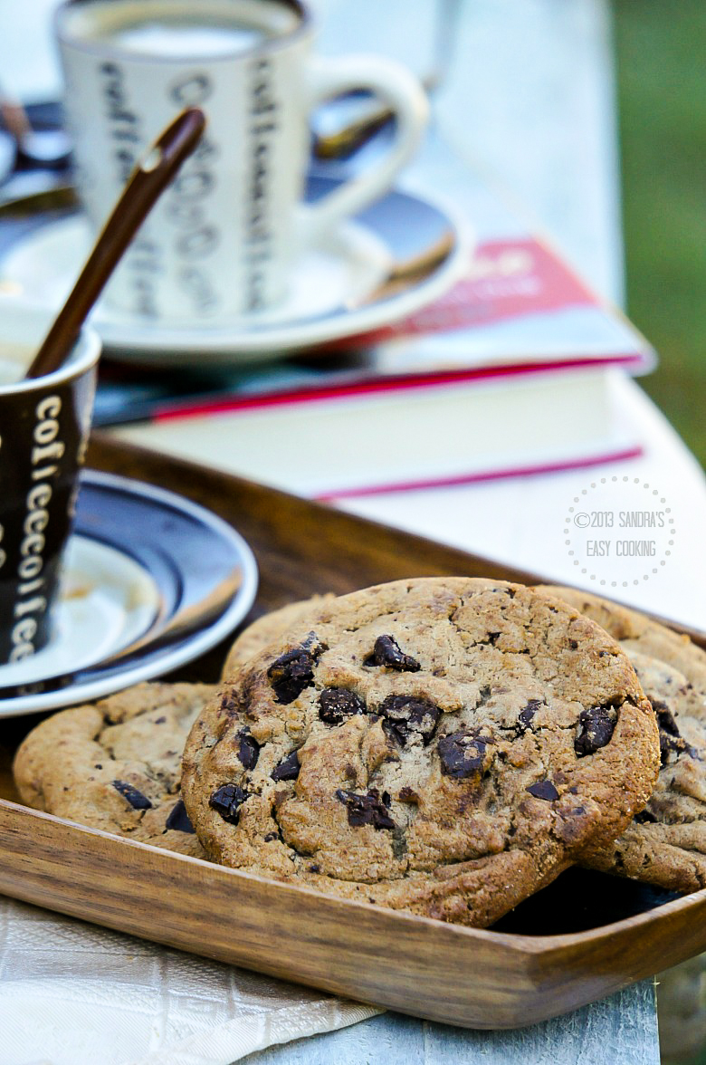 Delicious homemade recipe for Chocolate Chip Cookies