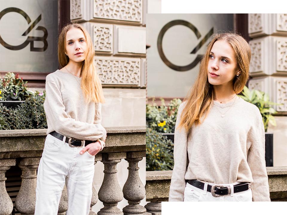 Minimal, neutral Scandinavian style outfit - Minimalistinen, skandinaavinen tyyli
