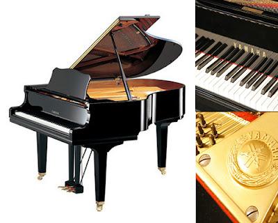 dan piano yamaha g5