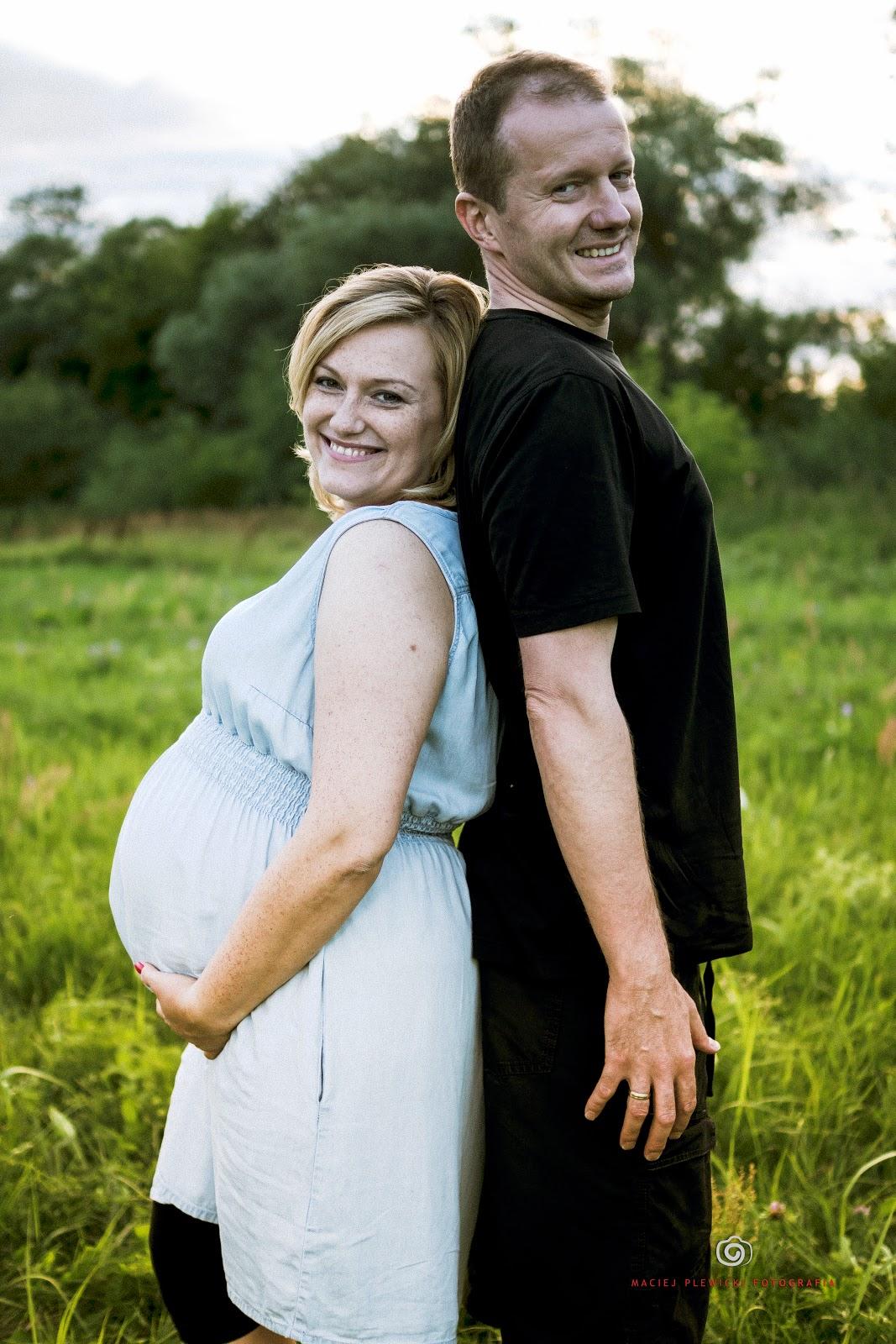 Fotografia rodzinna - Krzysiek i Justyna