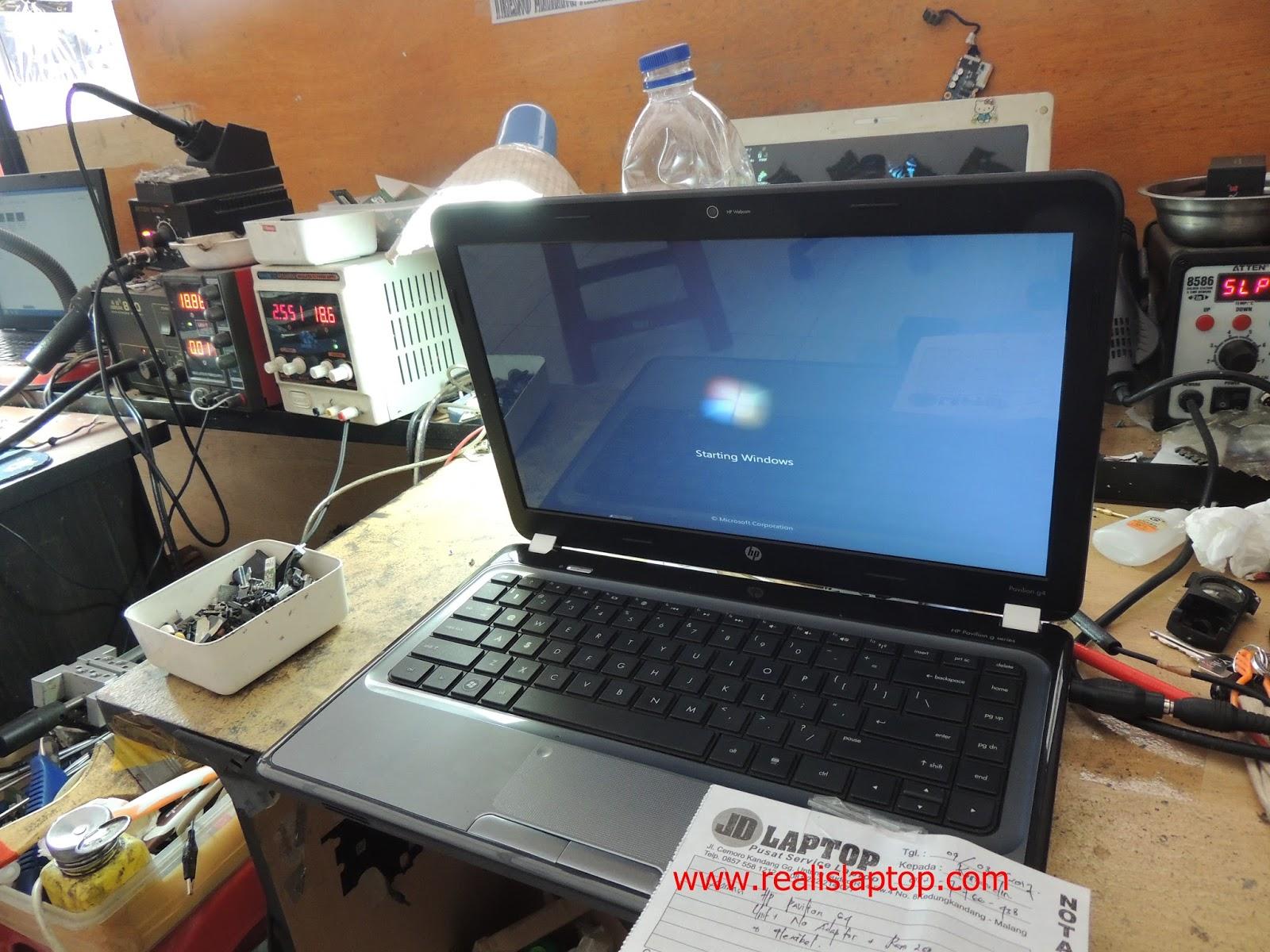 Kerusakan laptop yang sering terjadi biasanya menyangkut komponen pada mobo laptop tapi bukan berarti perangkat lain pada laptop tidak bisa rusak