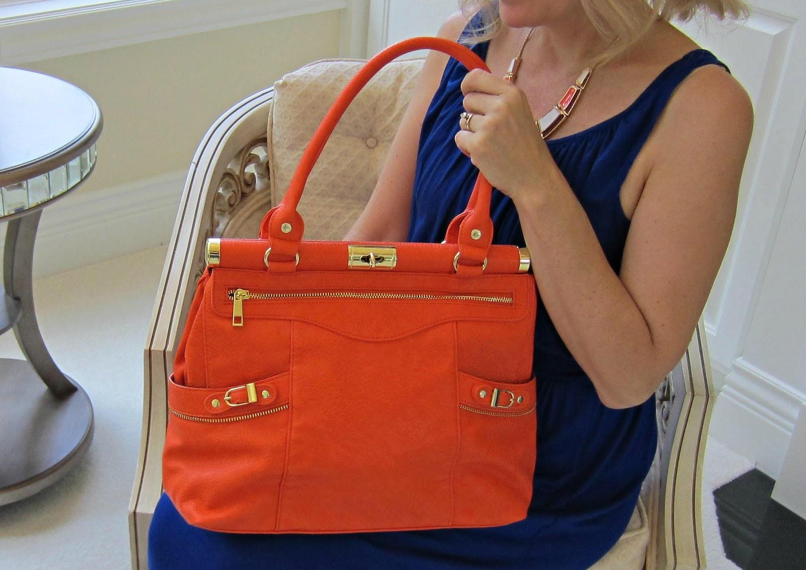 Olivia Joy Handbags Exude Style Review Giveaway