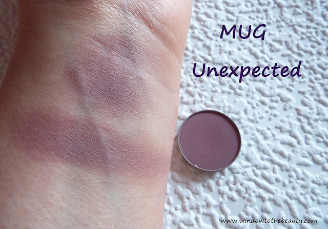 unexpected mug swatch