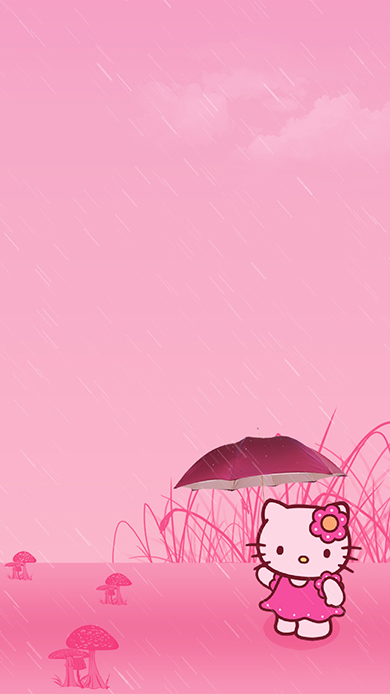 Hello Kitty Wallpaper Iphone 7 Blackberry Themes