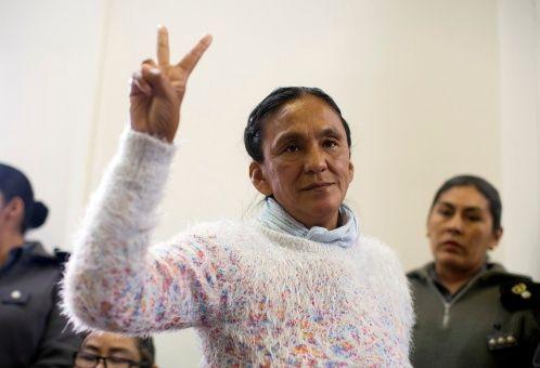 Milagro Sala pedirá revisión judicial del proceso por acampe