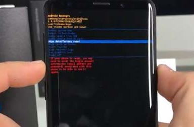 Cara Reset Pabrik Samsung G 3alaxy S9 dan S9 Plus,Ini Caranya