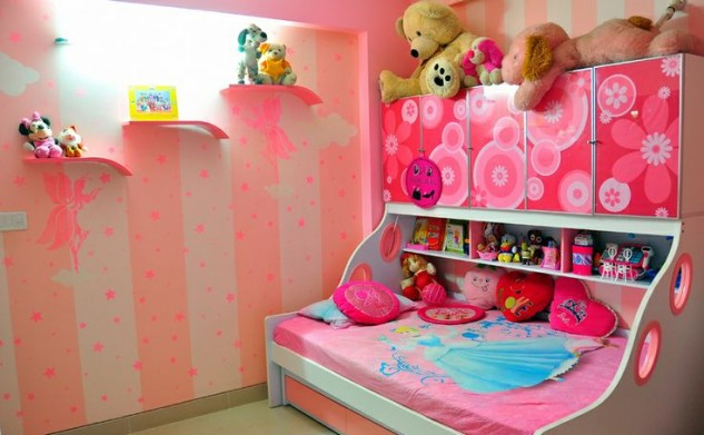 creative ideas to make your kids room colorful and interesting