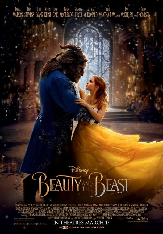 Dave S Movie Site Movie Review Beauty And The Beast