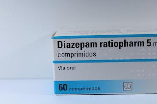O diazepam corta o efeito da pílula?