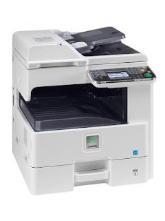 Mesin fotocopy kyocera Ecosys FS – 6525 MFP