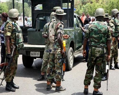 Nnamdi Kanu: Why we fired warning shots in Umuahia – Nigerian Army