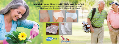 Product Review: Wearever Provides Incontinence Solutions