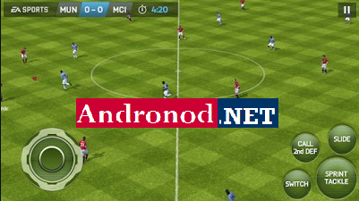 FIFA 14 Mod FIFA 17 Full Apk+Data Obb Terbaru