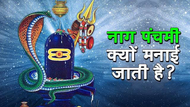 नाग पंचमी क्यो मनाया जाता है इतिहास दिन महत्व Nag Panchami Itihas Jankari
