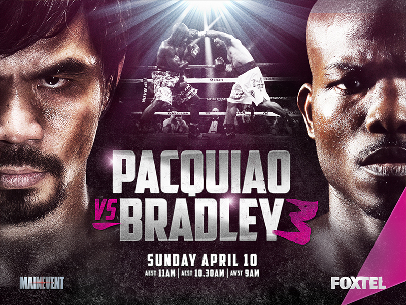 Watch Manny Pacquiao vs. Timothy Bradley III REPLAY — ALTERNATIVE VIDEO —