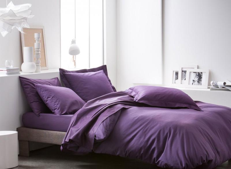 Ultra Violet in camera da letto