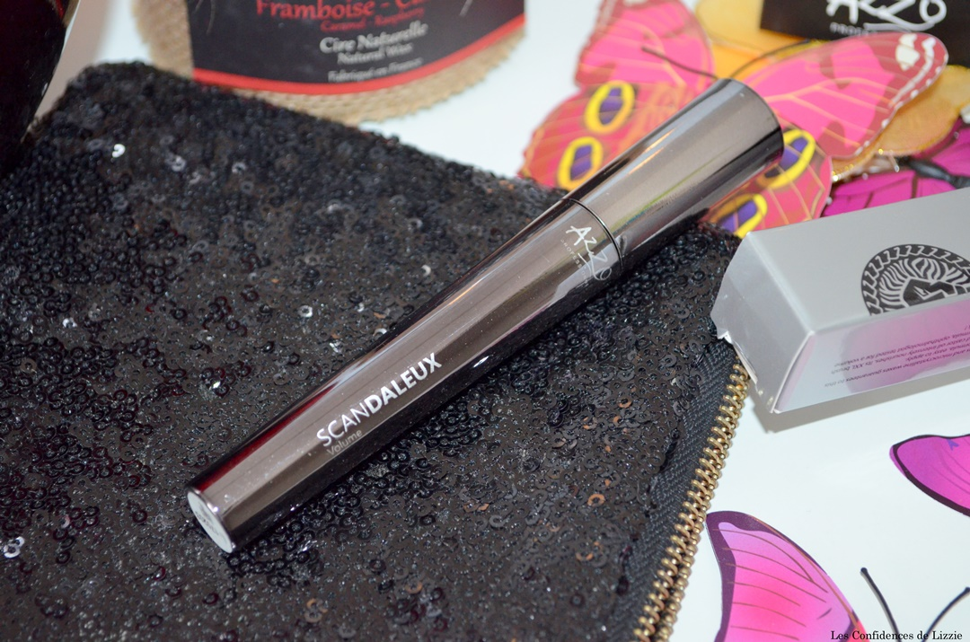 avis - blog - revue - mascara intense - mascara volume - mascara pas cher - mascara simple a utiliser