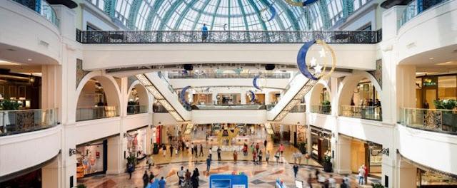 أفضل مراكز التسوق في دبي
