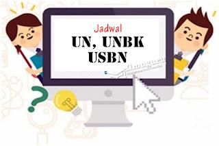 UNBK dan USBN yg akan kita bahas satu Jadwal Resmi UN, UNBK dan USBN Jenjang SMP, Sekolah Menengan Atas dan Sekolah Menengah kejuruan sederajat Tahun 2018