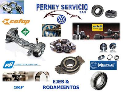 Perney Servicio SAS Mantenimiento Direccion Volkswagen