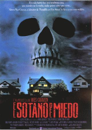 La Gente detras de las Paredes (1991) [BRrip 1080p] [Latino] [Terror]