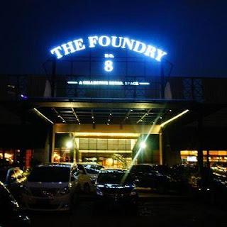 the foundry no 8